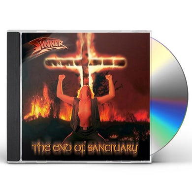 Sinner END OF SANCTUARY CD