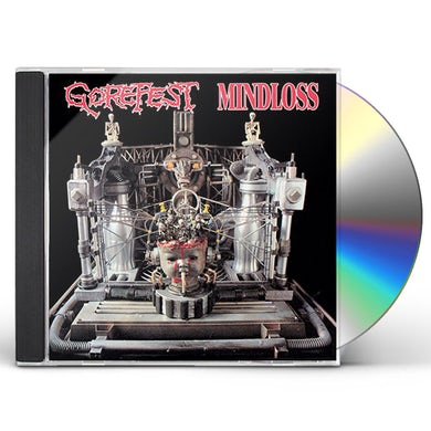 Gorefest MINDLOSS + DEMOS CD