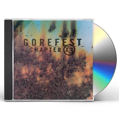Gorefest SOUL SURVIVOR + CHAPTER 13 CD