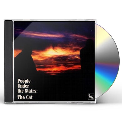 People Under The Stairs CAT CD
