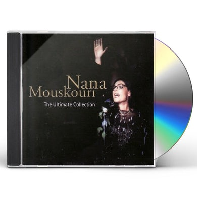 Nana Mouskouri ULTIMATE COLLECTION CD