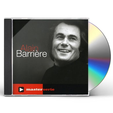 Alain Barriere MASTER SERIE CD