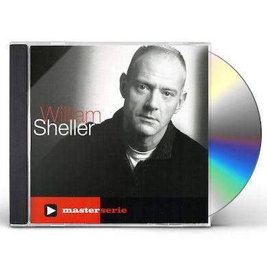 William Sheller MASTER SERIE CD
