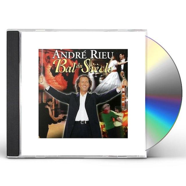 Andre Rieu BAL DU SIECLE CD
