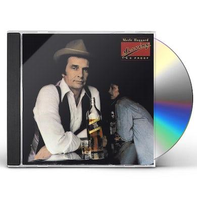 Merle Haggard SERVING 190 PROOF CD