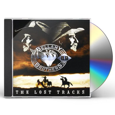 Bellamy Brothers LOST TRACKS CD