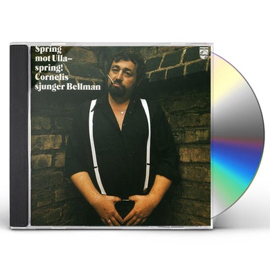 Cornelis Vreeswijk SPRING MOT ULLA SPRING CD