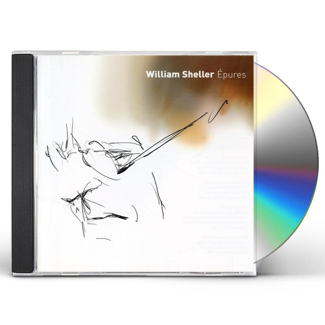 William Sheller EPURES CD