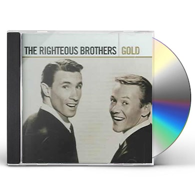 Righteous Brothers GOLD CD