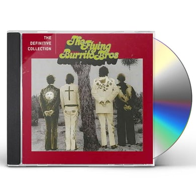 The Flying Burrito Brothers DEFINITIVE COLLECTION CD