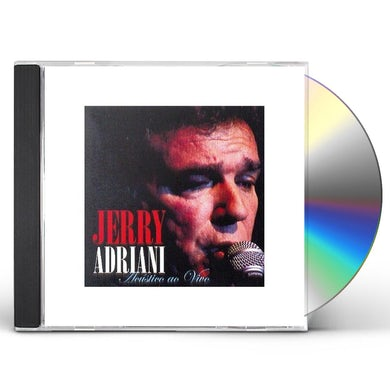 Jerry Adriani ACUSTICO: AO VIVO CD