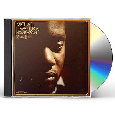 Michael Kiwanuka HOME AGAIN CD