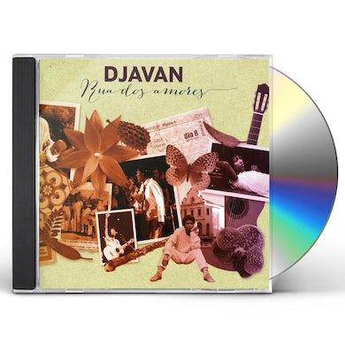 Djavan RUA DOS AMORES CD