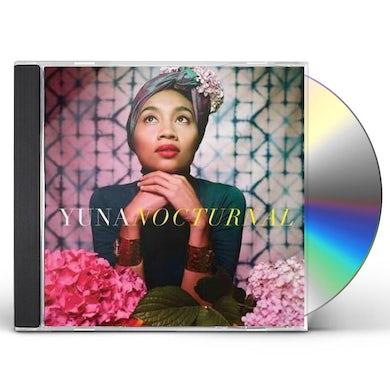 Yuna NOCTURNAL CD