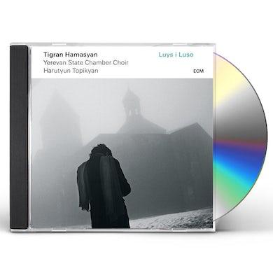 Tigran Hamasyan LUYS I LUSO CD