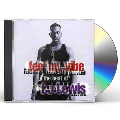 C.J. Lewis FEEL MY VIBE CD