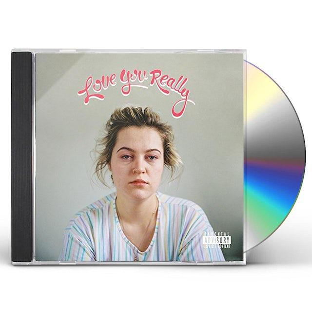 Elli Ingram LOVE YOU REALLY CD