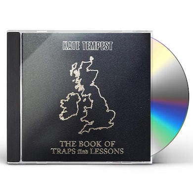 Kate Tempest BOOK OF TRAPS & LESSONS CD