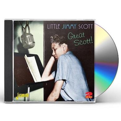 Little Jimmy Scott GREAT SCOTT! CD