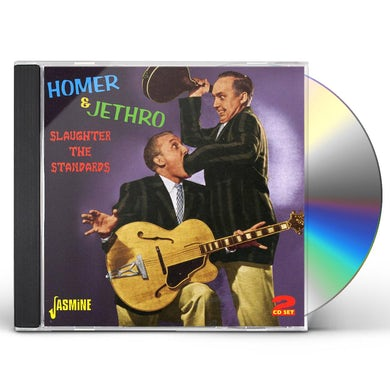Homer & Jethro SLAUGHTER THE STANDARD CD