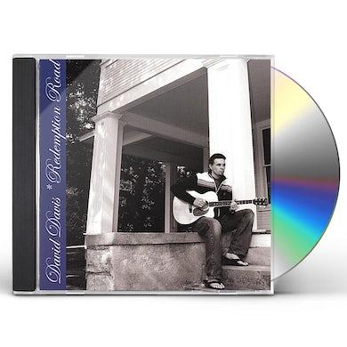 David Davis REDEMPTION ROAD CD