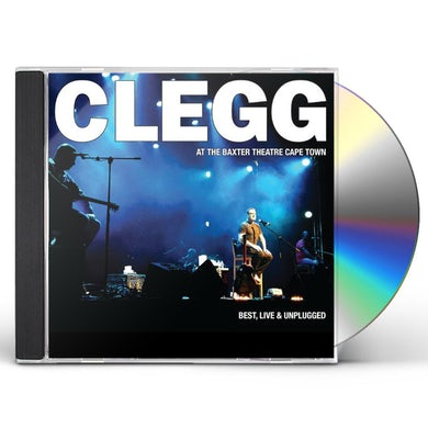 Johnny Clegg BEST LIVE & UNPLUGGED-AT THE BAXTER THEATRE CAPE CD