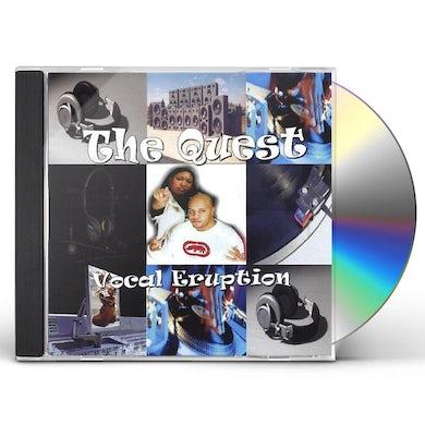 Quest VOCAL ERUPTION CD