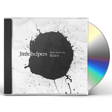 Butane LITTLE HELPERS MIXED 1 CD