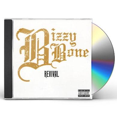 Bizzy Bone REVIVAL CD