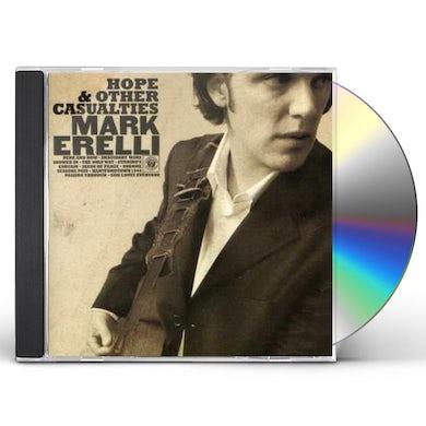 Mark Erelli HOPE & OTHER CASUALTIES CD