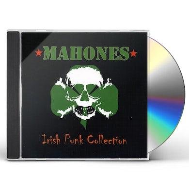 MAHONES IRISH PUNK COLLECTION CD