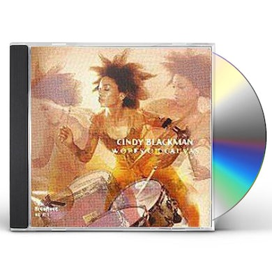Cindy Blackman WORKS ON CANVAS CD
