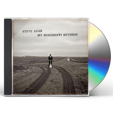 Steve Azar My Mississippi Reunion CD