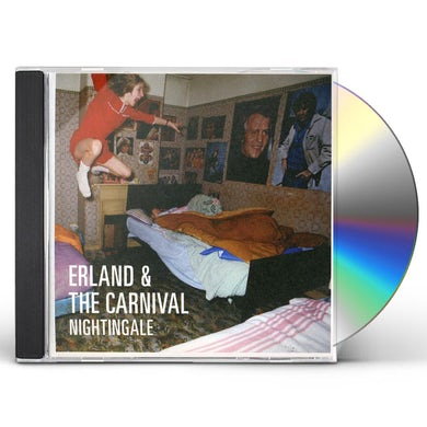 Erland & The Carnival NIGHTINGALE CD