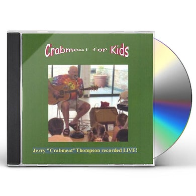 Crabmeat Thompson SOUTH OF THE MOON CD