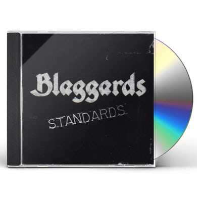 Blaggards STANDARDS CD