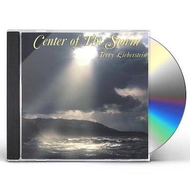 Terry Lieberstein CENTER OF THE STORM CD
