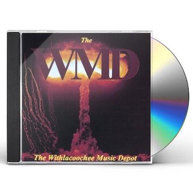 WMD MAZE CD