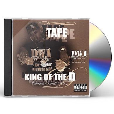 Tape KING OF DETROIT CD