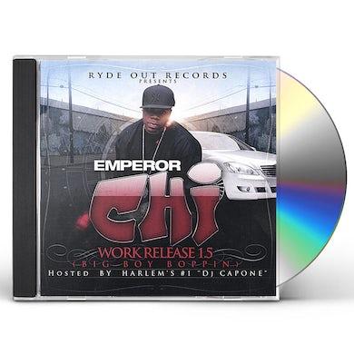 Emperor Chi WORK RELEASE 1.5 CD