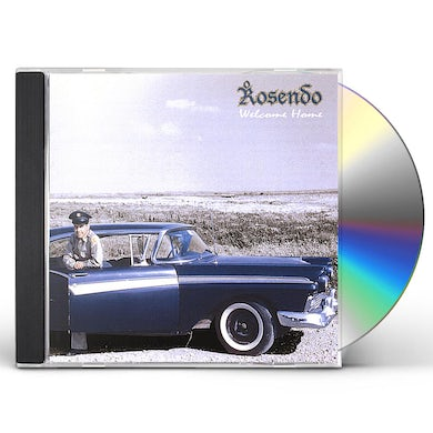 Rosendo WELCOME HOME CD