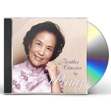 Wing SINGS THE BEATLES CD