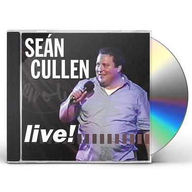 Sean Cullen LIVE CD