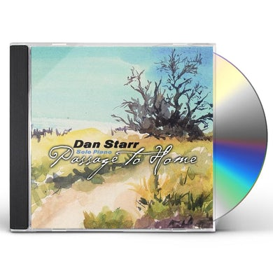 Dan Starr PASSAGE TO HOME CD