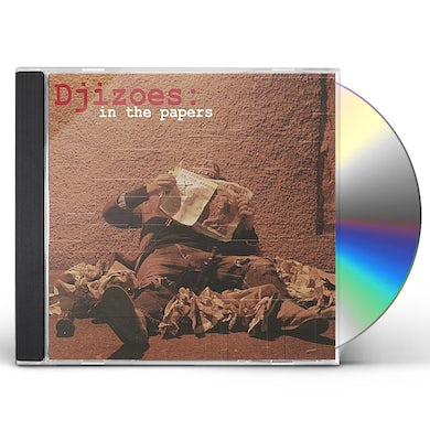 Djizoes: IN THE PAPERS CD