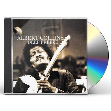 Albert Collins DEEP FREEZE CD