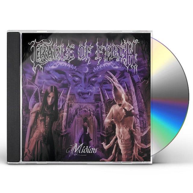 Cradle Of Filth MIDIAN CD