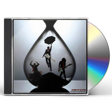 Scene of Action 20 MINUTE HOURGLASS CD
