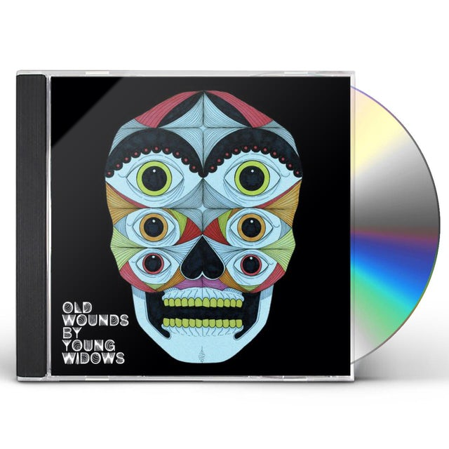 Young Widows OLD WOUNDS CD