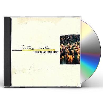 Centro-Matic TRIGGERS & TRASH HEAPS CD